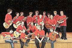Albert Schweitzer Jungend Gitarren Orchester