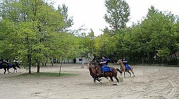 Reiter in Lajosmizse