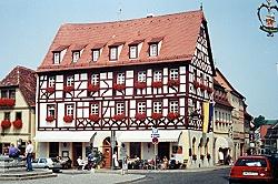 Fachwerkhaus Hotel Behringer Hof