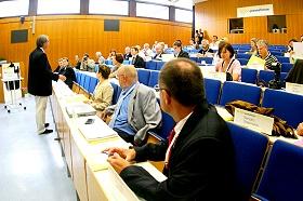 IZZ Presseforum Auditorium