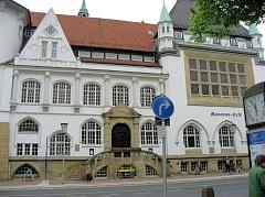 Bomann-Museum, das Haus der vielen Stile