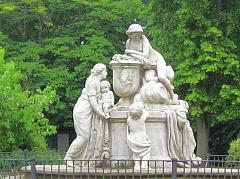 Denkmal für Caroline Mathilde