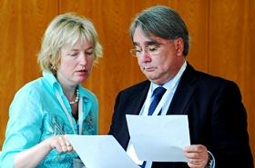 Clausen & Fuchs IZZ-Team im Gespräch
