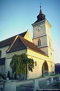 Brassó  Szt. Bertalan templom