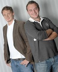 Christof Dürnle und Christian Kohlmayer