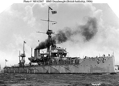 Dreadnought 1906