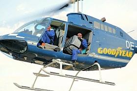 Goodyear ist einer der führenden Reifenhersteller der Welt.