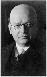 Reichskanzler Hans Luther