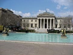 Klassizistischer Palais de Justice