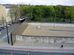 Dokumentationszentrums Berliner Mauer