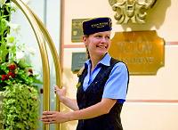 Hotelpagin Katrin Kaiser