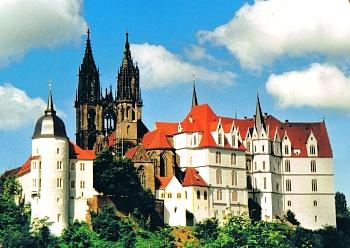 MEISSEN -Albrechtsburg   Foto: Uta Buhr