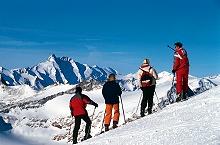 Mölltaler Gletscher Blick Glockner02
