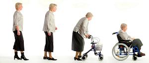 Osteoporose im Verlauf