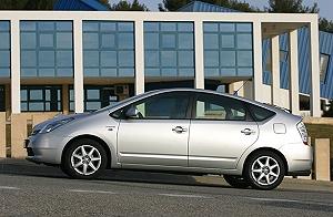 Toyota Prius außen