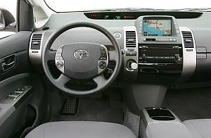 Toyota Prius innen