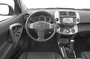 Toyota RAV4 innen
