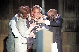 """""""Der junge Hierse in der Titelrolle Hamlet"""""""